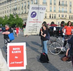 28 Juin - France Réforme du droit du travail