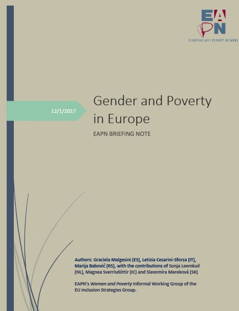 EAPN - Gender and Poverty in Europe